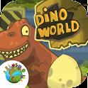 Jogo do mundo dos dinossauros icon