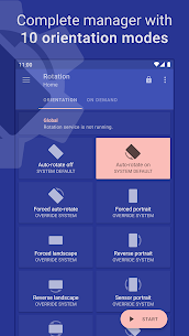 Rotation Pro Apk – Orientation Manager (Premium Unlocked) 1
