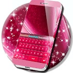 Pink Keyboard Fancy GO Theme 4.172.105.81 Apk
