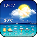 Weather Radar: 10 Day Forecast, Current Weather icon