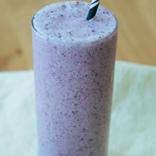 Blueberry Cheesecake Smoothie Recipe