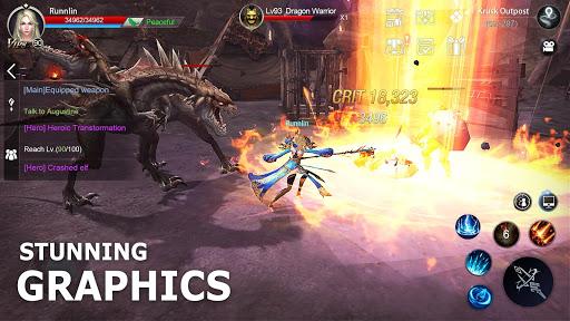 League of Angels: Origins  captures d'u00e9cran 2