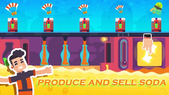 Soda World - Your Soda Inc Screenshot