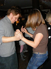 Photo: Who's that dancin' with my girl....it's our friend David