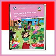 Buku Siswa SD kelas 3 Tema 2 - Menyayangi Tumbuhan