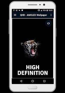 QHD - AMOLED WALLPAPER - náhled