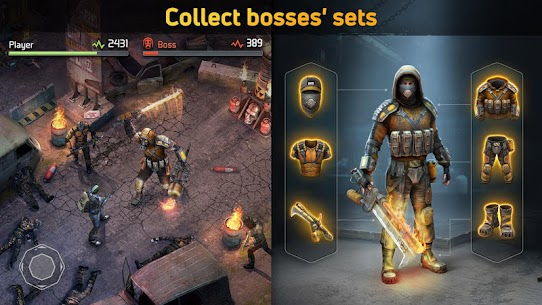 Dawn of Zombies MOD APK (Unlimited Money) 5