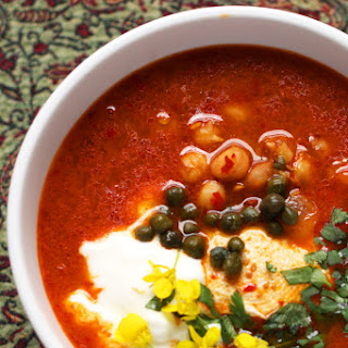 Lablabi is the Chickpea Soup Tunisians Eat for Breakfast.