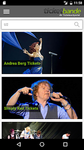 Ticketbande- screenshot thumbnail