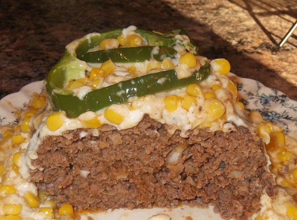 Mexicali Meatloaf Recipe