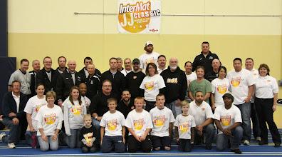 Photo: InterMat JJ Classic Volunteers