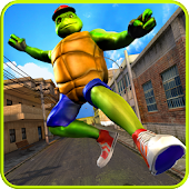 Super Turtle Hero Adventures