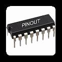 Electronic Component Pinouts Free icon