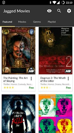 Jagged Movies & TV 9.5 screenshots 2