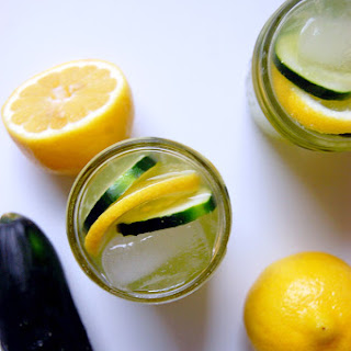 Cucumber Honey Lemonade