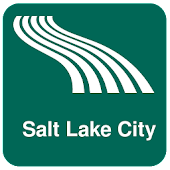 Salt Lake City Map offline