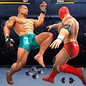 Kung fu fight karate Games: PvP GYM fighting Games icon