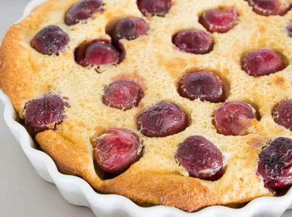 Clafoutis (pronounced Klah-foo-tee) Recipe