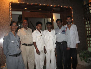 Photo: zaměstnanci hotelu