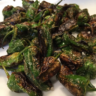 Blistered PadróN Peppers Recipe