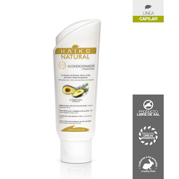 Acondicionador Natural   HAIKO Natural 200ml