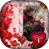 Romentic Love Photo Frame 2018