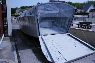 Photo: higgens boat