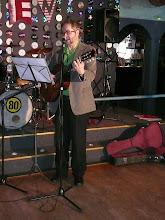 Photo: Kotkan Kairossa 27.2.2011, Esitin laulukilpailussa räpin Anna tuulen puhaltaa
