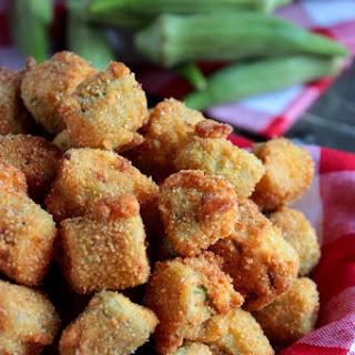 Southern Fried Okra.