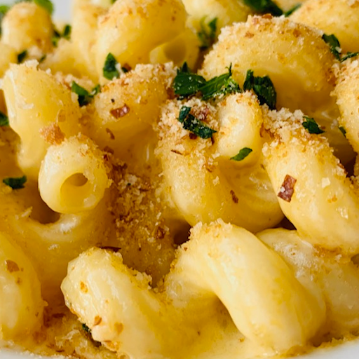 Truffle Mac 'N Cheese