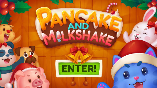 Bunny Pancake Kitty Milkshake 1.2 screenshots 4