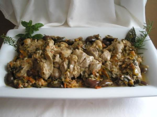 Chicken & Herb Recipe