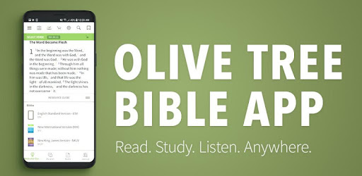 Bible by Olive Tree + KJV, NIV & ESV Free, No Ads - Apps on Google Play