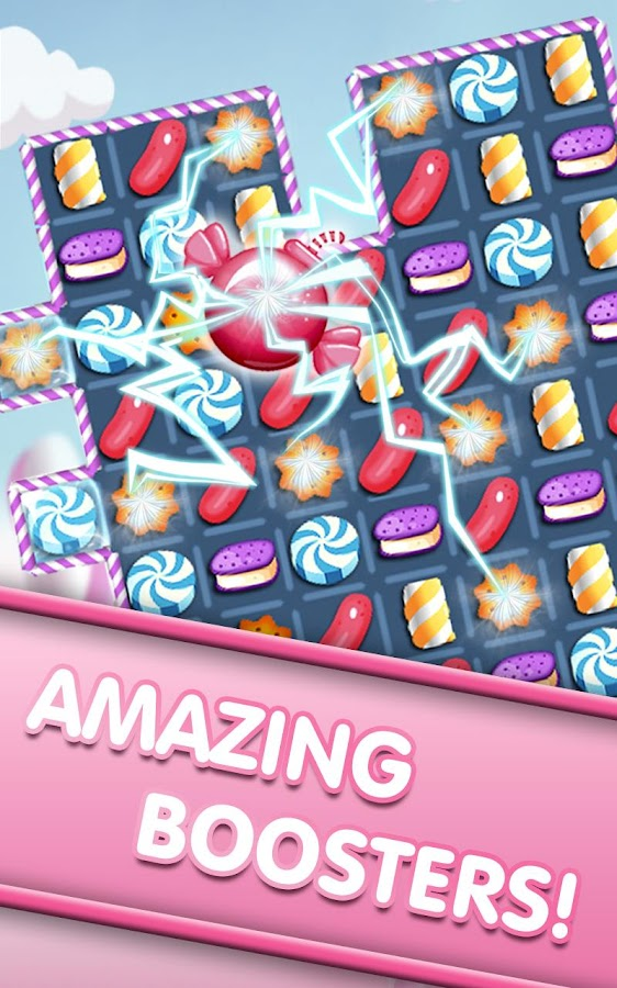 Candy Cookie Paradise- screenshot