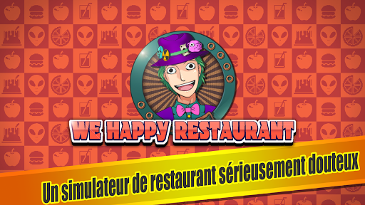We Happy Restaurant  captures d'u00e9cran 1