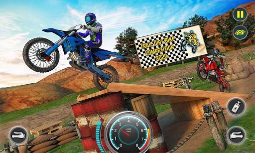 Xtreme Dirt Bike Racing Off-road Motorcycle Games modavailable screenshots 1