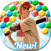 Baseball Bubble Shooter - Hit A Homerun