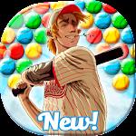 Baseball Bubble Shooter - Hit A Homerun Icon