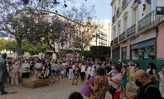 Almería contra la violencia de género