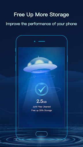 Space Clean & Super Phone Cleaner screenshot 7