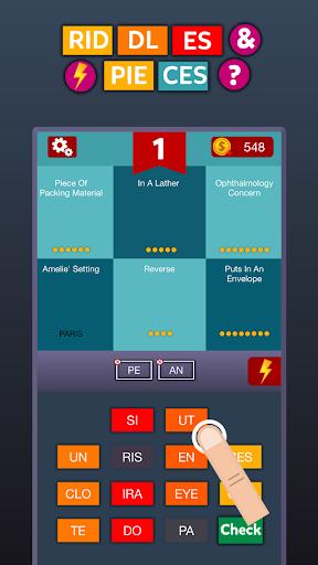 Riddles & Pieces Screenshot