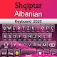 Albanian Keyboard 2020 APK
