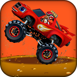 The new Blaze and Monster Truck 4x4 Racing 2018