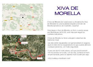 Photo: Castellón - Xiva de Morella (Castellon) -01- Acceso