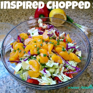 Asian Inspired Chopped Salad