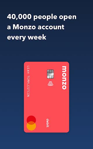 Monzo - Mobile Banking  screenshots 1