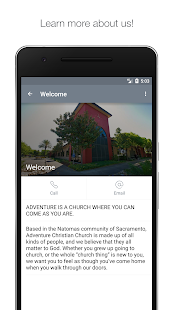 Adventure Christian Church of North Natomas - náhled