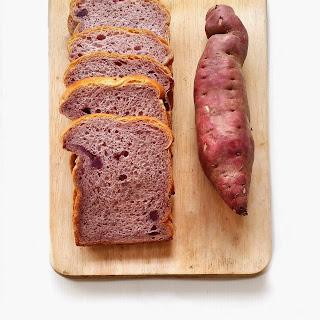 Purple Sweet Potato Bread Recipe