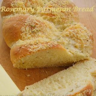 Rosemary Parmesan Bread