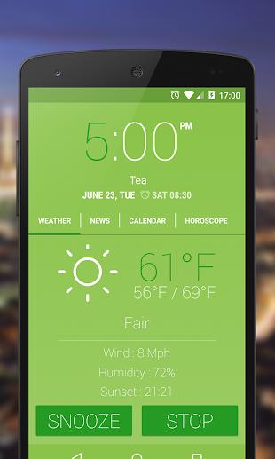 WakeVoice - vocal alarm clock- screenshot thumbnail